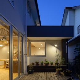太宰府の家 (テラス1)