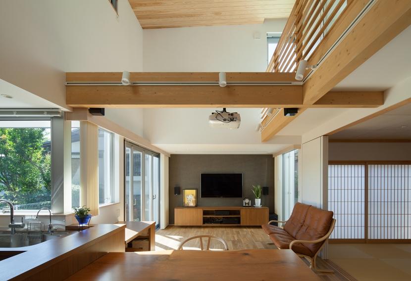太宰府の家の部屋 LD1