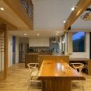 那波勉+那波奈津代の住宅事例「太宰府の家」