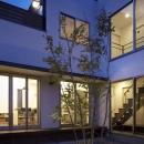 那波勉+那波奈津代の住宅事例「黒川の家」
