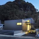 那波勉+那波奈津代の住宅事例「春日の家」