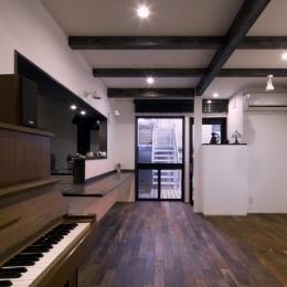 大橋の家 (カフェ1)