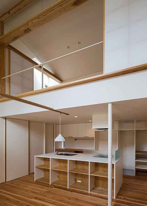 建築家:河合健之「上高野の家」