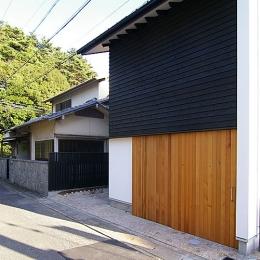 トキワの家 (外観1(撮影:松村芳治))