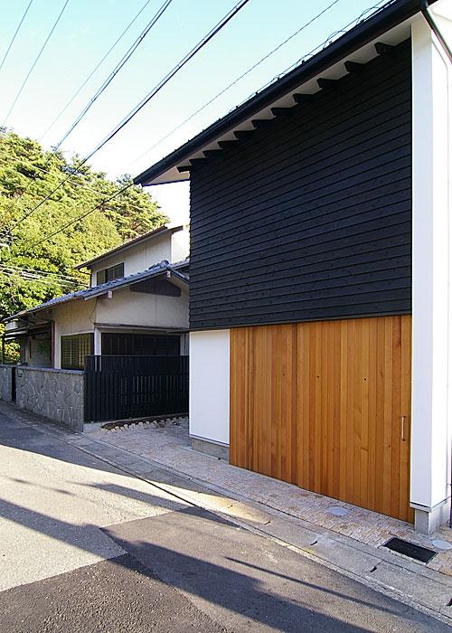 トキワの家の部屋 外観1(撮影:松村芳治)