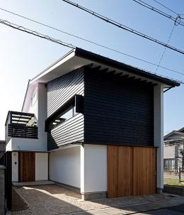 トキワの家 (外観2(撮影:松村芳治))