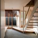 トキワの家の写真 土間玄関(撮影:松村芳治)