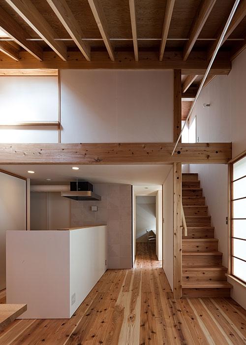 トキワの家の部屋 広間1(撮影:松村芳治)
