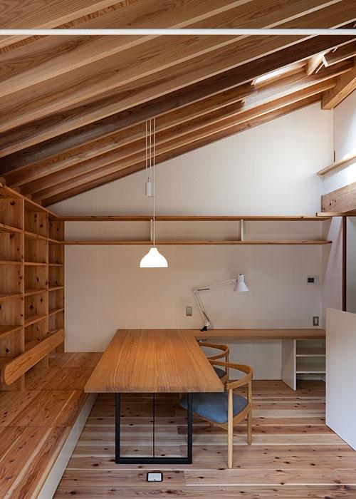 トキワの家の部屋 広間2(撮影:松村芳治)