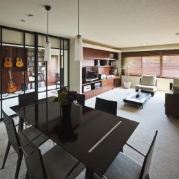 リフォーム・リノベーション会社 株式会社クラフトの事例「趣味を飾る家」