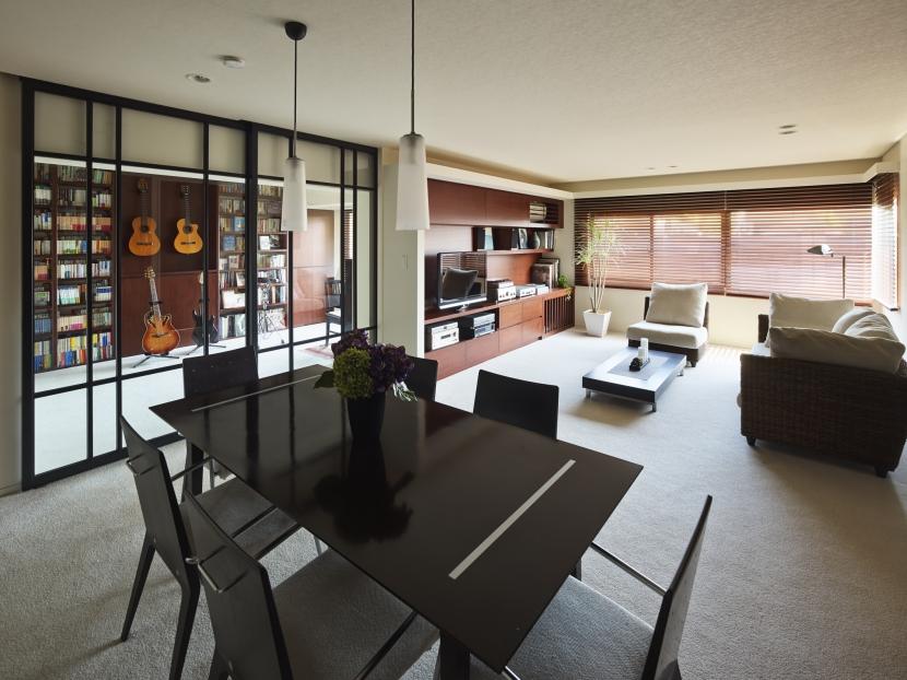 リフォーム・リノベーション会社:株式会社クラフト「趣味を飾る家」