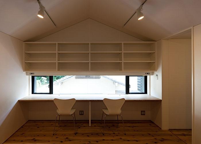 トキワの家 (子供部屋(撮影:松村芳治))