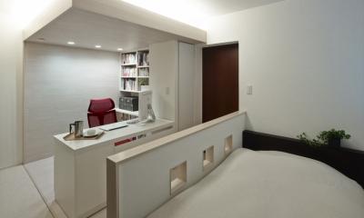 書斎 2|趣味を飾る家