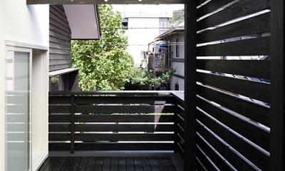 テラス(撮影:松村芳治)|トキワの家