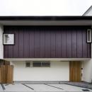 河合健之の住宅事例「桂の家」