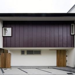 桂の家 (外観1(撮影:松村芳治))