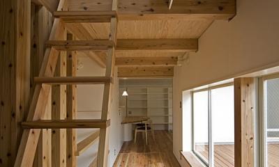 広縁(撮影:松村芳治)|桂の家