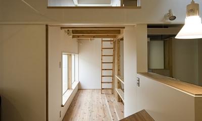広間3(撮影:松村芳治)|桂の家