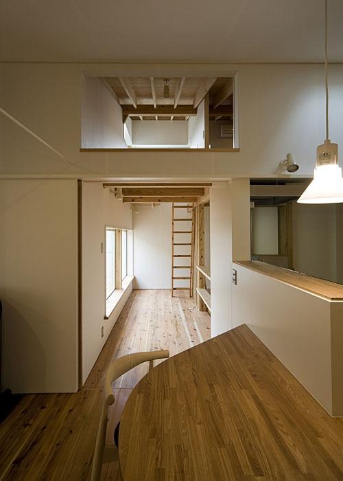 桂の家の写真 広間3(撮影:松村芳治)