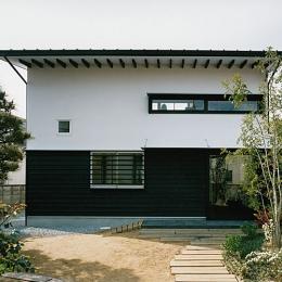 大庭寺の家 (外観1(撮影:松村芳治))