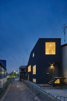 T-house (外観)