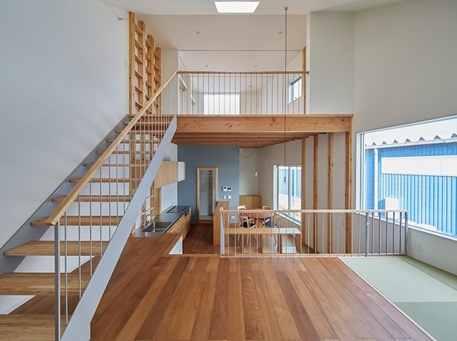 建築家:TOFU「T-house」