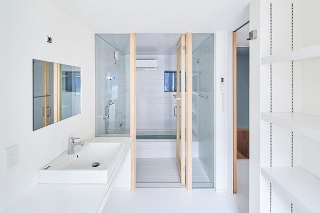 T-houseの部屋 洗面浴室
