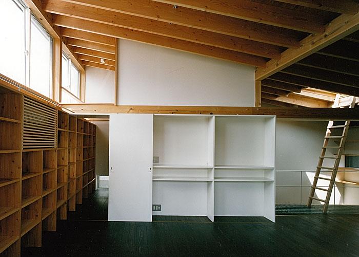 大庭寺の家の部屋 広間2(撮影:松村芳治)