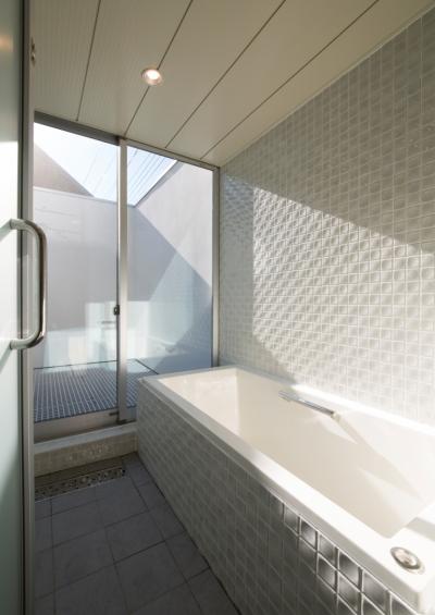 浴室 (真間の家)