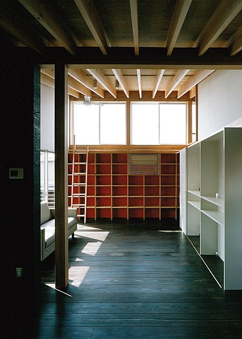 大庭寺の家の部屋 広間3(撮影:松村芳治)