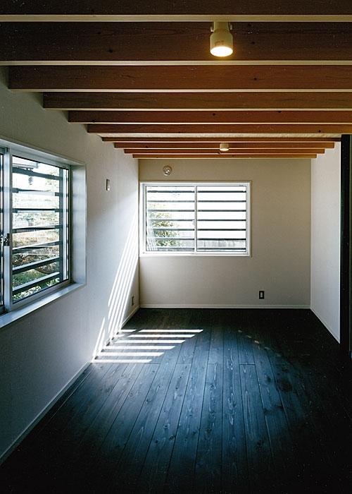 大庭寺の家の部屋 子供室(撮影:松村芳治)