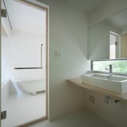 軽井沢Y邸 (風呂)