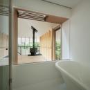 軽井沢Y邸の写真 風呂