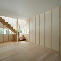 軽井沢Y邸 (寝室)