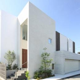 熊本の家 (外観)