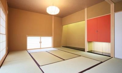 熊本の家 (和室)
