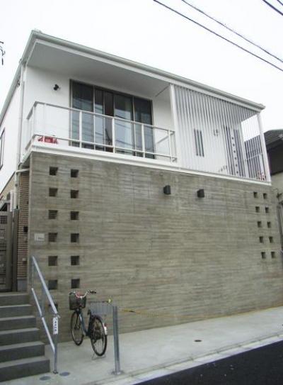 小日向の家 (外観 1)