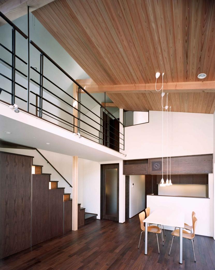 建築家:西島正樹「Bridge-桜上水の家」