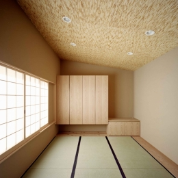 Bridge-桜上水の家 (和室)
