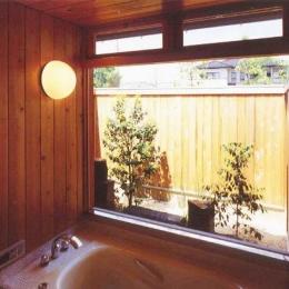 本庄の家 (浴室)