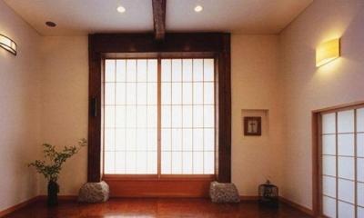 牧師館(松澤邸) (居間 1)