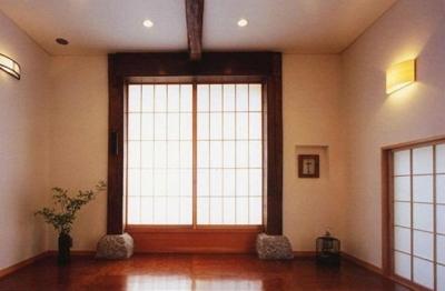 居間 1 (牧師館(松澤邸))