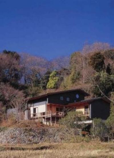 北鎌倉の家 (外観)
