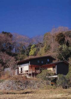 北鎌倉の家の写真 外観