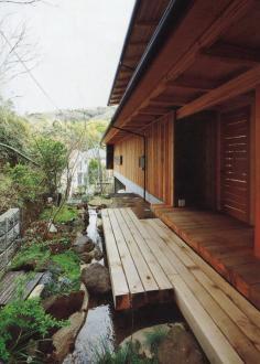 北鎌倉の家の写真 玄関ポーチ
