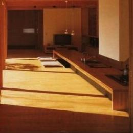 松戸の家 (茶の間)