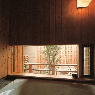 杉並の家の部屋 浴室