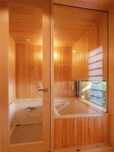 浴室 (三原の家)