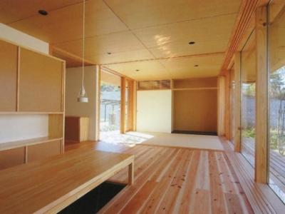 茶の間 (三原の家)
