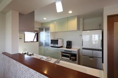 キッチン (台東区I邸:マンションリノベーション)